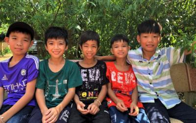 Cập nhật của Nhà Trẻ Em: Cuộc họp giữa các gia đình và kết quả học tập của trẻ em
